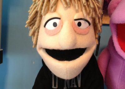 Stoner puppet