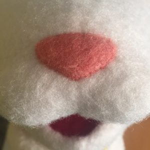 Cat Puppet Nose