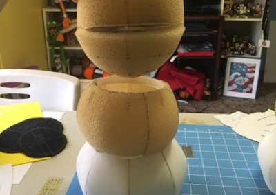 Puppet Foam Body
