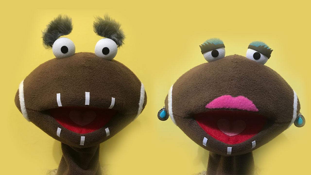 Football Puppets James Kemp Puppets Image