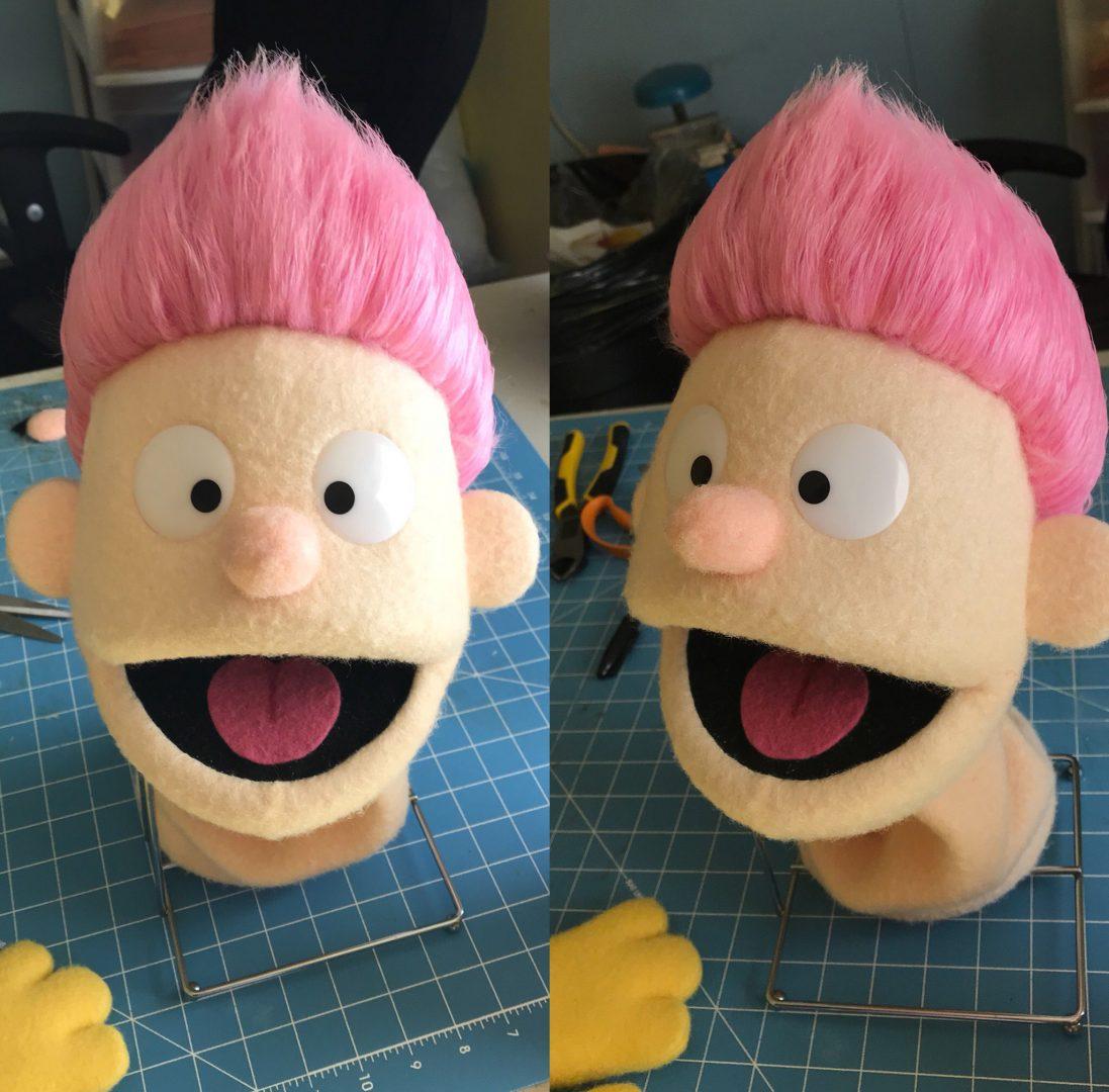 Crash Puppet Image