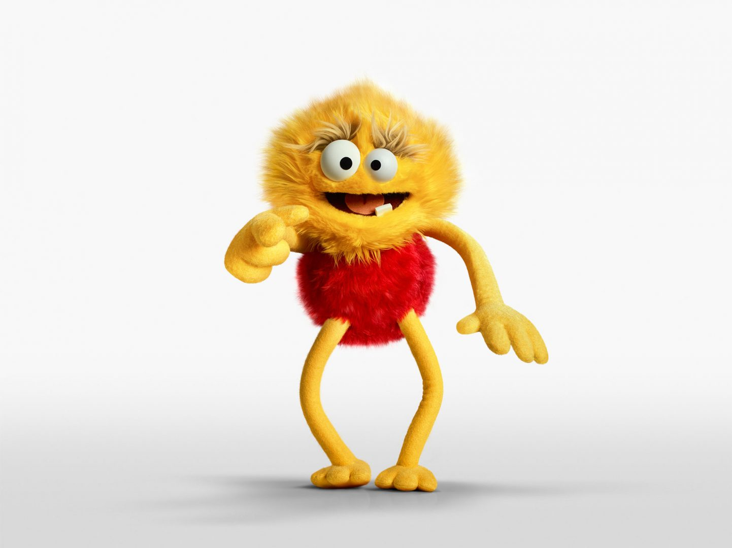 McDonalds-Character-Puppet Image