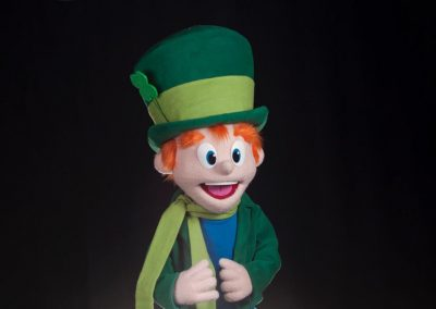 Lucky Charms Puppet
